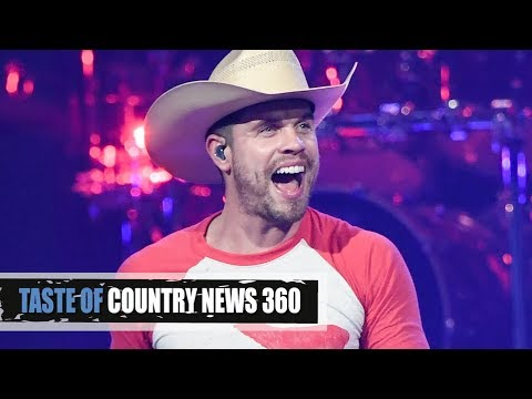 """Dustin Lynch's """"New Girl"""" Inspired By Abusive Relationships - Taste of Country News 360"""