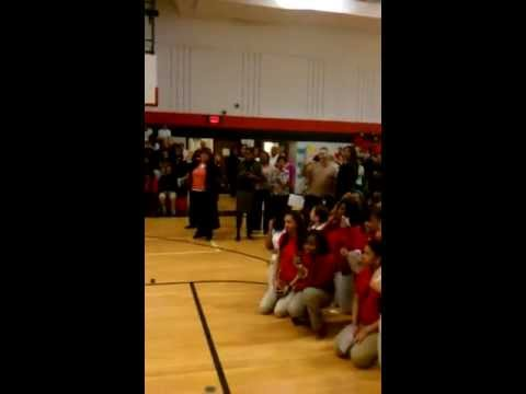 Mindless Behavior 3/24/2011- Stephen Decatur Middle School