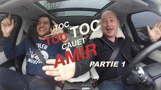 Toc Toc Toc Part. 1 : Cauet et Amir chantent des tubes d'anciens - C'Cauet sur NRJ