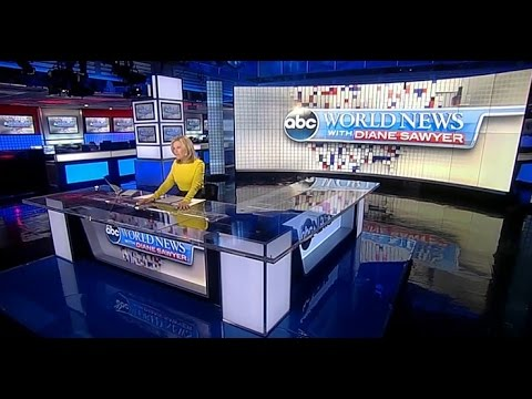 ABC World News - Diane Sawyers Last Broadcast - Full Newscast in HD