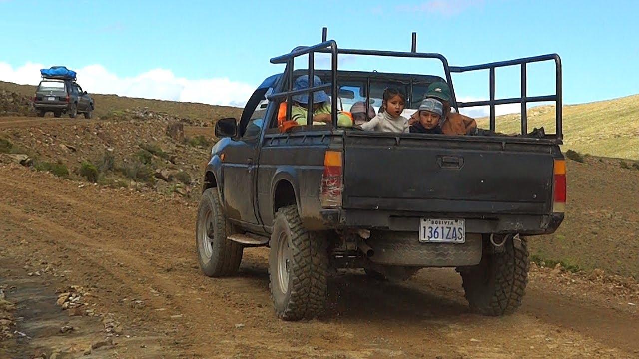 Путешествие по Боливии. День первый - Попробуй! ЮА