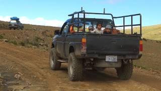 Путешествие по Боливии. День первый - Попробуй! ЮА(Наше полноценное путешествие по Боливии началось с поездки по горам, знакомства с ламами и любования снежн..., 2012-02-02T03:35:52.000Z)