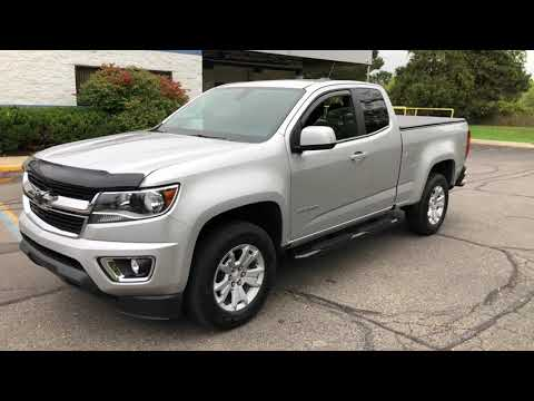 2017 Chevy Colorado LT FULL TOUR / OVERVIEW