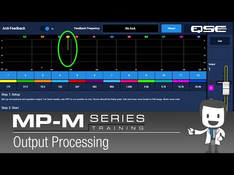 MP-M Series 5 - Output Processing