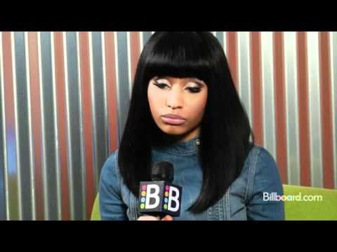 Nicki Minaj Interview about 2010 New Pink Friday Album  Part 1