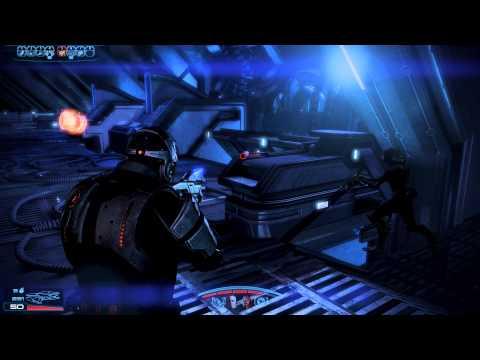 Mass Effect 3 Приоритет Дредноут Гетов