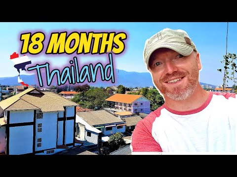 A Life In Thailand | 18 Bizarre Months in Chiang Mai