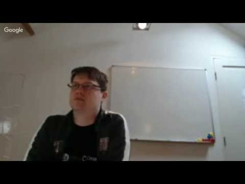 [Webcam Livestream] Bitcoin Workshop Day 2 with Peter Todd