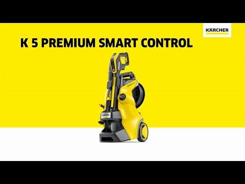 Karcher K5 Premium Smart Control Home Pressure Washer