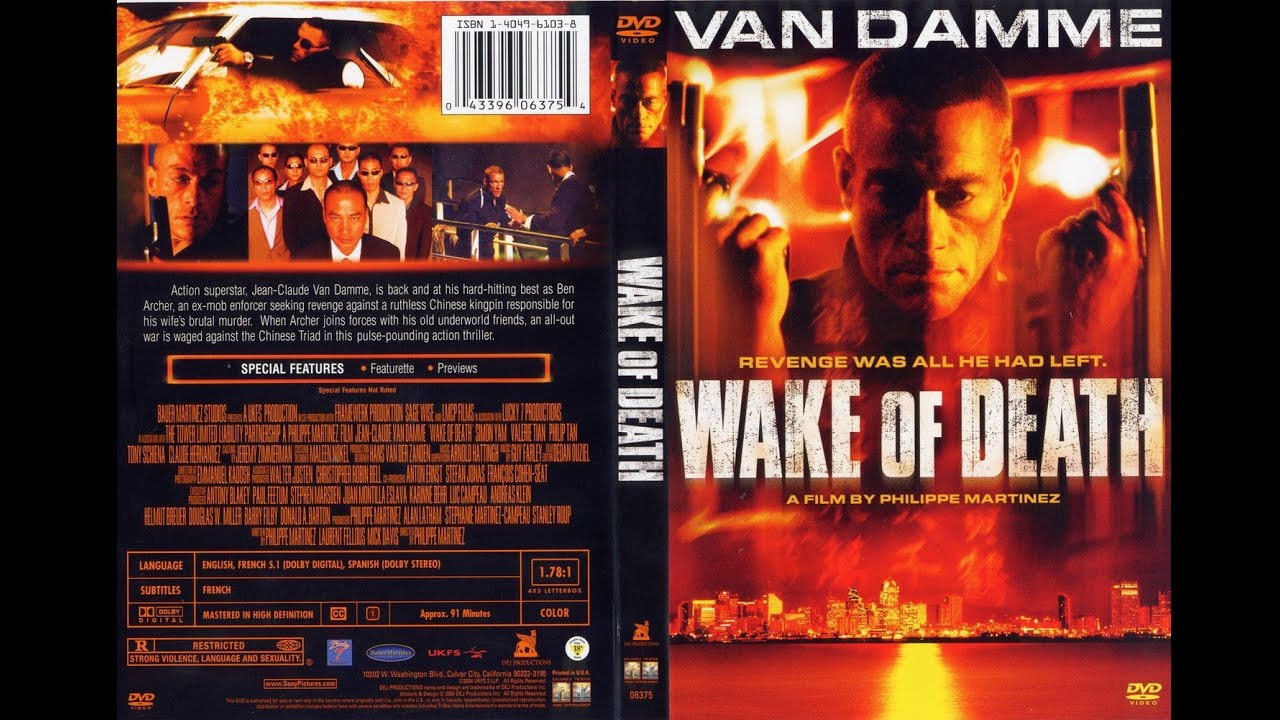 Wake of Death Full Movie   Wannahd