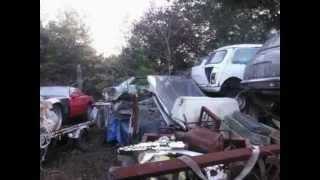 Кладбище автомобилей в Японии(Кладбище автомобилей в Японии видео показывает японский автохлам, который лежит на автомобильных свалках...., 2014-11-30T18:04:35.000Z)