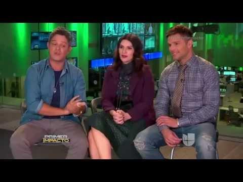 Ricky Martin, Laura Pausini y Alejandro Sanz cuentan de las consecuencias de la fama