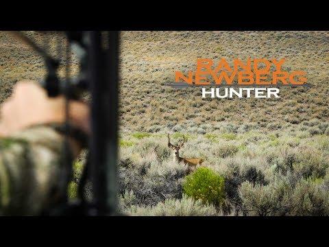 2017 Nevada Archery Mule Deer with Randy Newberg (Day 1)