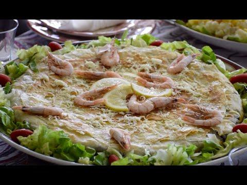 pastilla-aux-épinards-crevettes-et-poulet-/بسطيلة-بالسبانخ-بالقمرون-و-الدجاجpastilla-with-spinach
