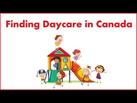 Finding Daycare In Canada | Tips On Child Care For Newcomers