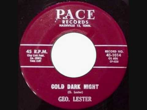 George Lester-Cold Dark Night 1960