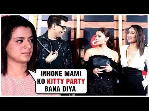 Rangoli Chandel INSULTS Alia Bhatt, Kareena Kapoor Khan And Karan Johar | MAMI 2019 Mp3