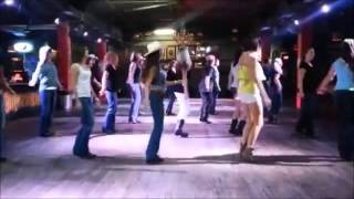 Dixie Roadhouse - The Countdown Line Dance