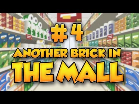 Vi styrtdykker! // Another Brick in the Mall #4