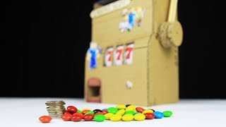 How to Make CHOCOLATE VENDING MACHINE at home - Just5mins - Teaser Clip