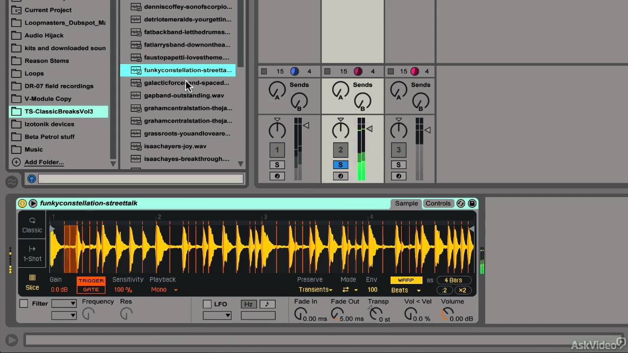 Subbass ableton tutorial looping in the sampler youtube.