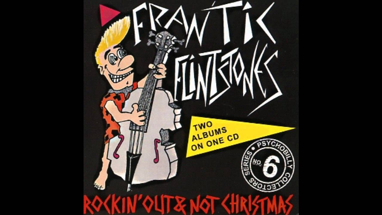 Frantic Flintstones - The Nightmare Continues...Demonic Verses...Chuck's Revenge