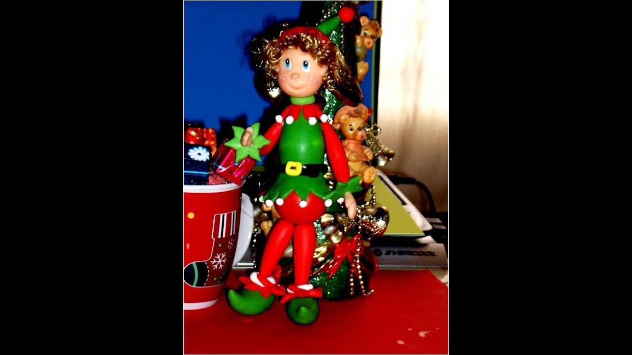 foto de Duendes de Navidad paso a paso Christmas goblins YouTube