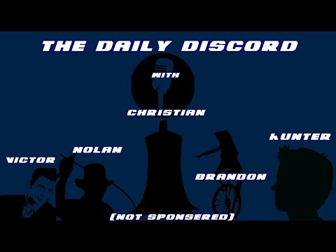 The Daily Discord EP001   Self Driving Cars, Election, and Memes