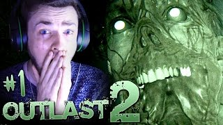 OUTLAST 2 Gameplay - Part 1 - SCARY TERROR BEGINS...! 👻