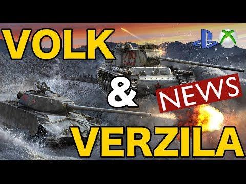 News!!! Nowe czołgi premium Kerslavskiy bundles World of Tanks Xbox One/Ps4