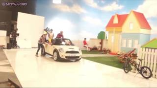 [Eng Sub] U-KISS DIJ 5 - Bonus video 1 - Action MV Making