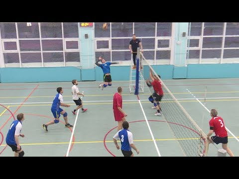 В Верхней Салде прошёл финал Кубка ВСМПО по волейболу
