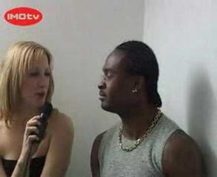 DJ Food Junky Interview - imotv.net
