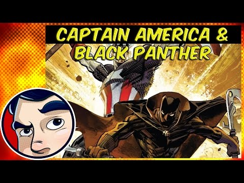 "Captain America & Black Panther ""Flags Of Our Fathers"" - Complete Story"