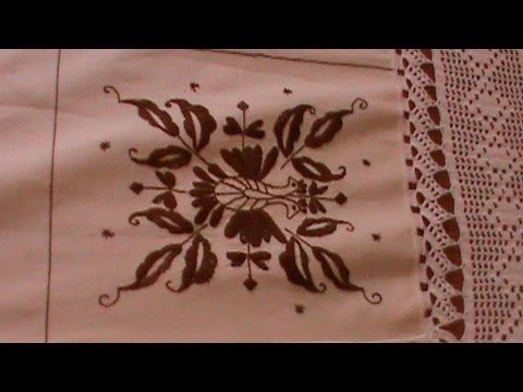 COMO TEJER FLOR DISEÑO 1 REHILETE GANCHILLO CROCHET from YouTube · Duration:  8 minutes 52 seconds