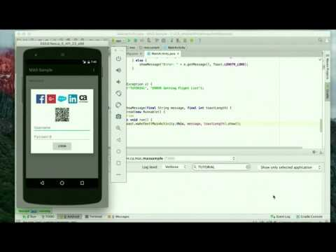 Android Guides | CA Mobile App Services