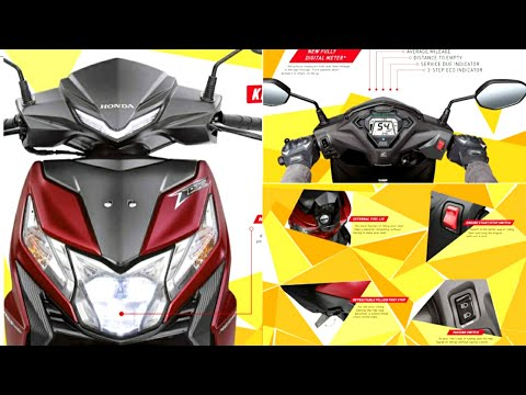 2020 Honda Dio Bs6 Launched With New Features Dio Bs6 2020 Price