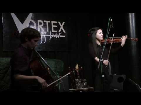 Alice Eldridge, Satoko Fukuda & John Russell Trio 16-02-14