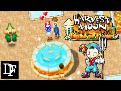 Looking For Love! - Harvest Moon: Light Of Hope