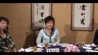 熊本市中心部の熊本ホテルキャッスル地階にある四川料理桃花源で開催さ...