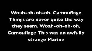 Stan Ridgway- Camouflage Lyrics