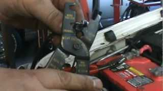 How To Make Your Own Spark Plug Wires On 95 Jeep