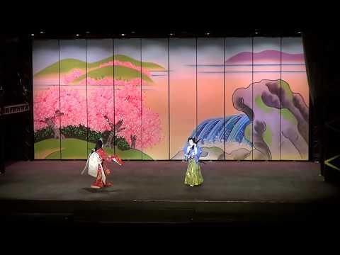 KABUKI SPECTACLE AT BELLAGIO #kabuki #bellagio #ichikawasomegoro #koitsukami #nakamurayonekichi