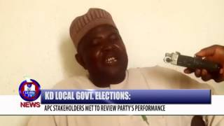 KD LOCAL GOVT.ELECTIONS: APC STAKHOLDERS MET TO REVIEW PARTY'S PERFORMANCE