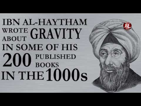 History, Biography and inventions of famous scientists Ibn al-Haytham