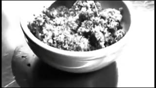 david lynch cooking his quinoa in 3 minutes and 30 seconds