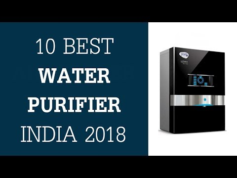 Best Water Purifier In India 2018 - Top 10 RO Water Purifier To Buy In India from YouTube · Duration:  2 minutes 27 seconds
