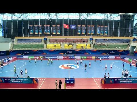 Bluewave Chonburi vs Almalyk (AFC Futsal Club Championship 2017)