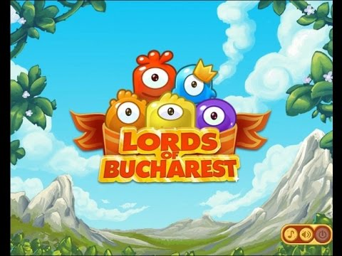 Lords of Bucharest Royal Games