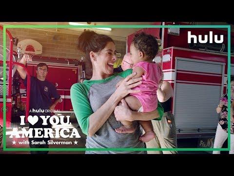 Sarah's #2 Clip • I Love You, America